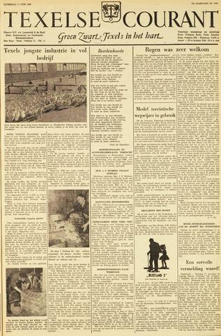 Texelsche Courant 1960-06-11