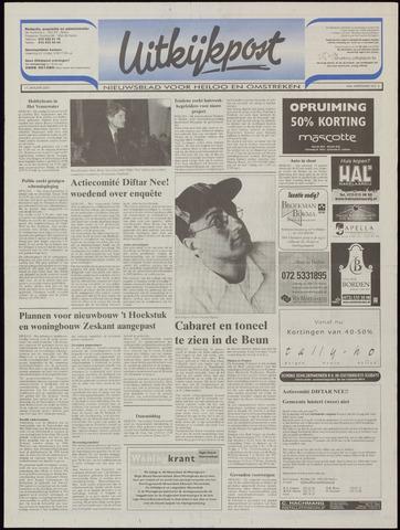 Uitkijkpost : nieuwsblad voor Heiloo e.o. 2001-01-17