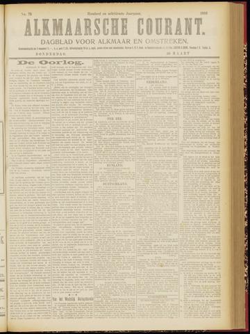 Alkmaarsche Courant 1916-03-30