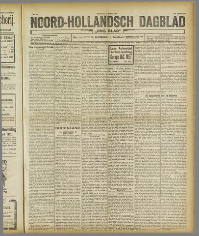 Ons Blad : katholiek nieuwsblad voor N-H 1921-04-19