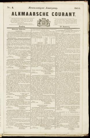 Alkmaarsche Courant 1864-01-24