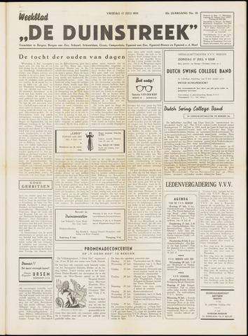De Duinstreek 1955-07-15
