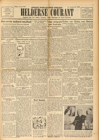 Heldersche Courant 1949-06-10