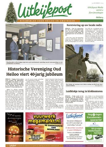 Uitkijkpost : nieuwsblad voor Heiloo e.o. 2014-12-24