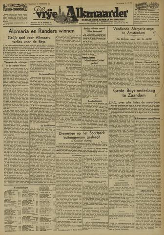 De Vrije Alkmaarder 1946-09-23