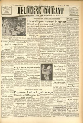 Heldersche Courant 1952-03-06
