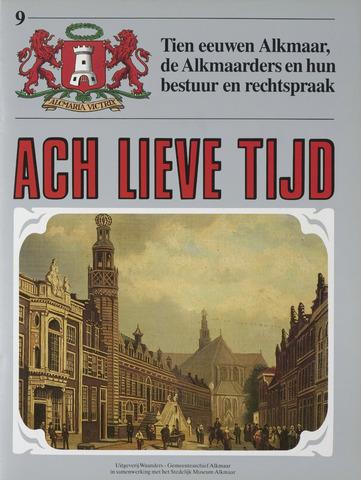 Ach Lieve Tijd Alkmaar 1988-05-01