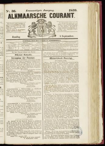 Alkmaarsche Courant 1859-09-04