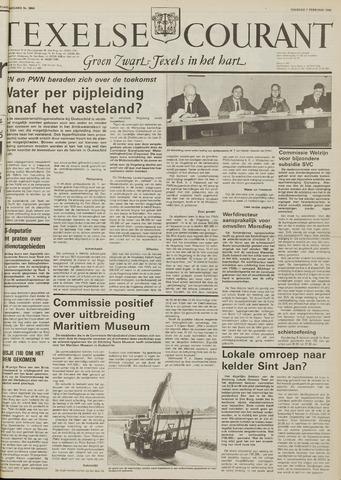 Texelsche Courant 1984-02-07