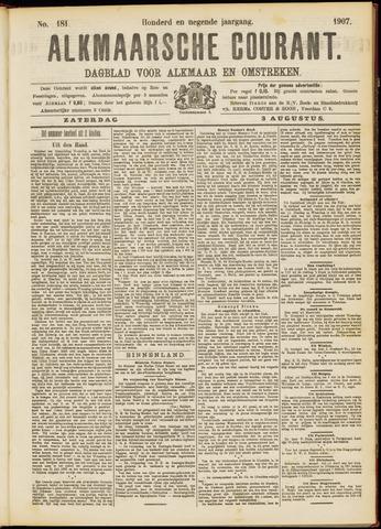 Alkmaarsche Courant 1907-08-03