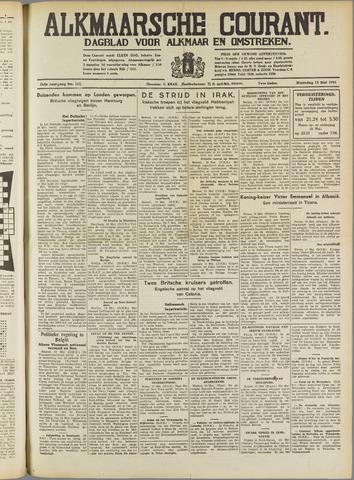 Alkmaarsche Courant 1941-05-12