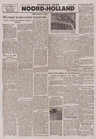 Dagblad Noord-Holland, Schager editie 1943-08-03