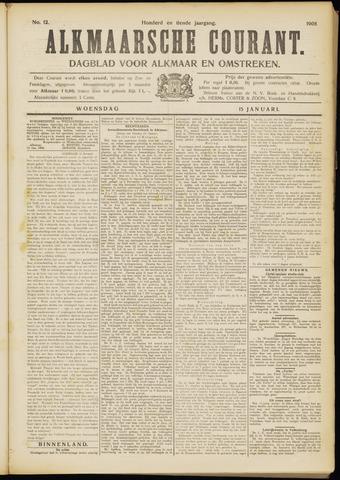 Alkmaarsche Courant 1908-01-15