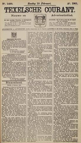 Texelsche Courant 1901-02-10