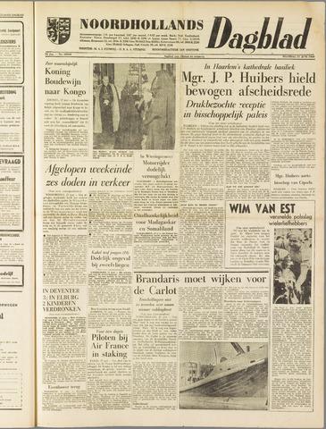 Noordhollands Dagblad : dagblad voor Alkmaar en omgeving 1960-06-27