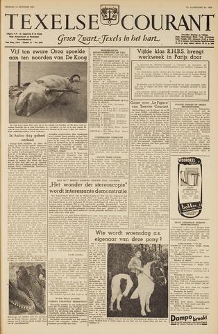 Texelsche Courant 1963-10-18