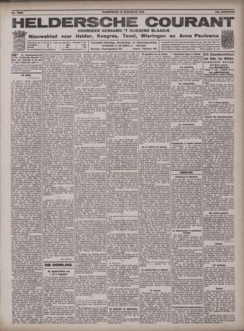 Heldersche Courant 1916-08-10