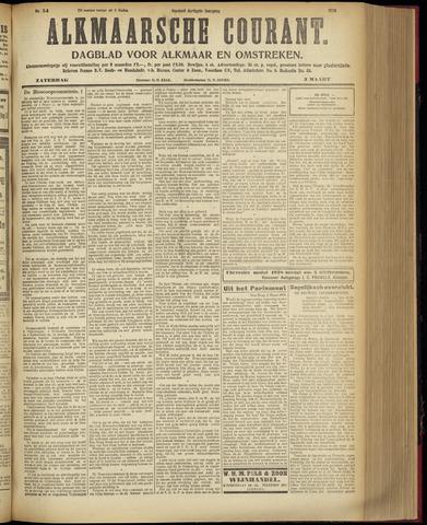 Alkmaarsche Courant 1928-03-03