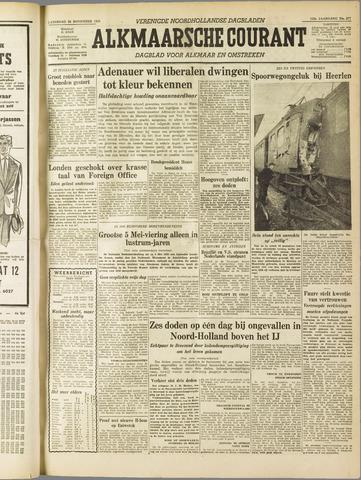 Alkmaarsche Courant 1955-11-26