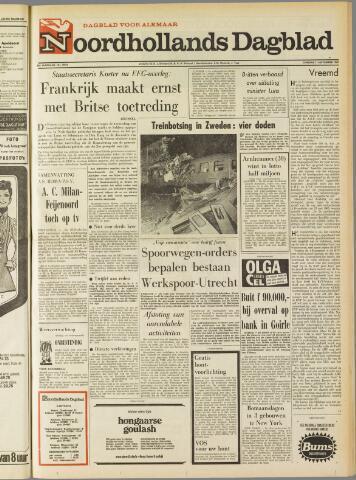 Noordhollands Dagblad : dagblad voor Alkmaar en omgeving 1969-11-11