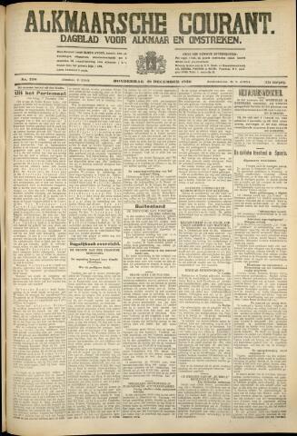 Alkmaarsche Courant 1930-12-18