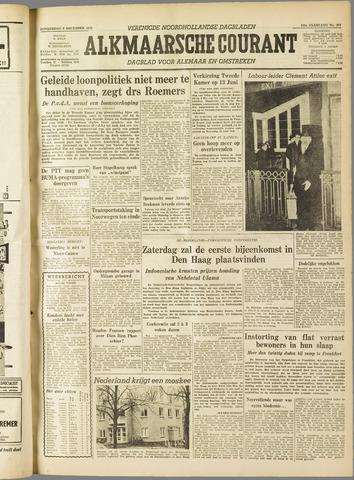 Alkmaarsche Courant 1955-12-08