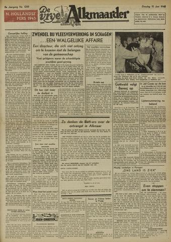 De Vrije Alkmaarder 1948-06-15