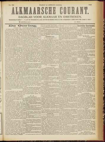 Alkmaarsche Courant 1916-05-03