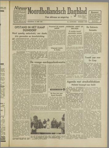 Nieuw Noordhollandsch Dagblad : voor Alkmaar en omgeving 1946-06-17
