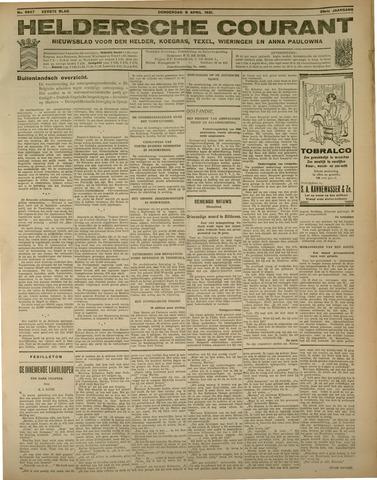 Heldersche Courant 1931-04-09