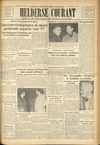 Heldersche Courant 1955-03-12