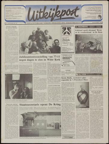 Uitkijkpost : nieuwsblad voor Heiloo e.o. 1992-10-28