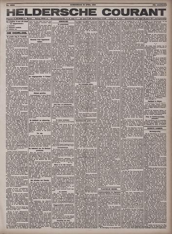 Heldersche Courant 1918-04-18