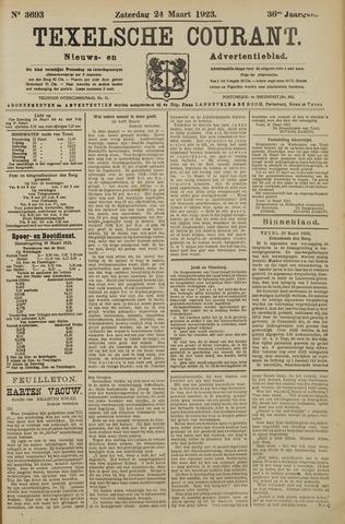 Texelsche Courant 1923-03-24