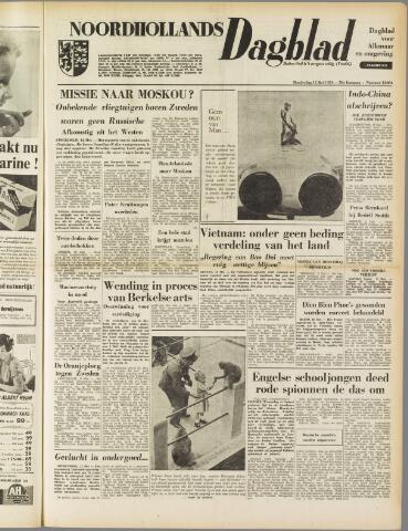 Noordhollands Dagblad : dagblad voor Alkmaar en omgeving 1954-05-13