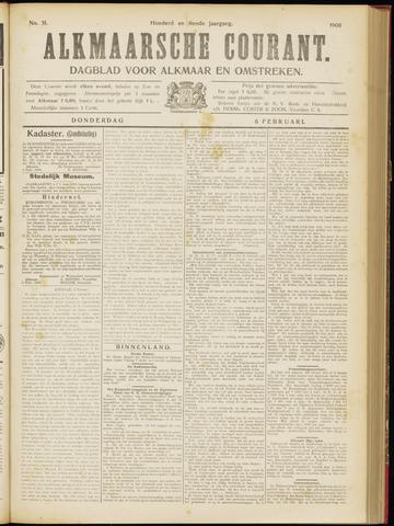 Alkmaarsche Courant 1908-02-06