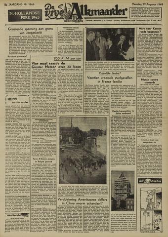 De Vrije Alkmaarder 1949-08-29