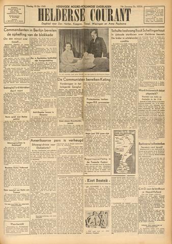 Heldersche Courant 1949-05-10
