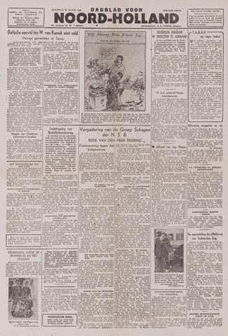 Dagblad Noord-Holland, Schager editie 1943-03-24