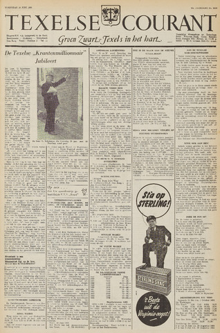 Texelsche Courant 1955-06-15