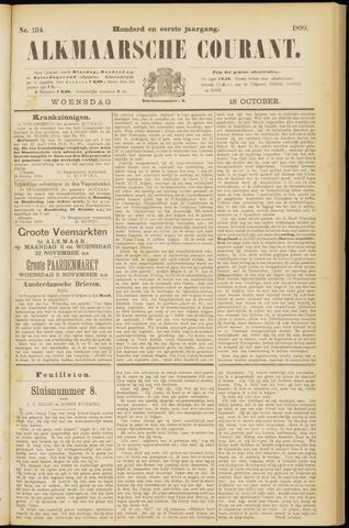 Alkmaarsche Courant 1899-10-18