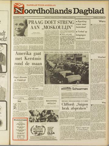 Noordhollands Dagblad : dagblad voor Alkmaar en omgeving 1968-11-13