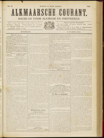 Alkmaarsche Courant 1908-02-11