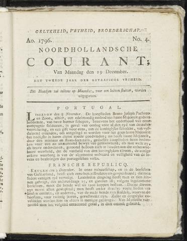 Noordhollandsche Courant 1796-12-19