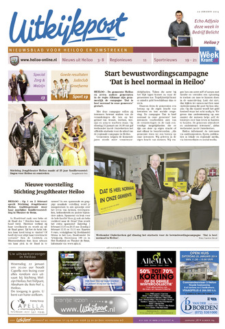 Uitkijkpost : nieuwsblad voor Heiloo e.o. 2014-01-22