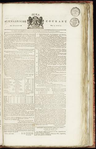 Alkmaarsche Courant 1828-04-14