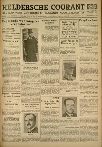 Heldersche Courant 1936-10-03