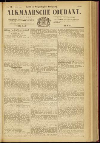 Alkmaarsche Courant 1896-05-22