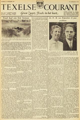 Texelsche Courant 1957-09-18