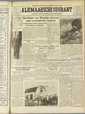 Alkmaarsche Courant 1955-06-04